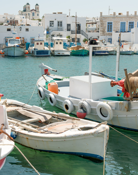 Yacht Charter Greece Antiparos